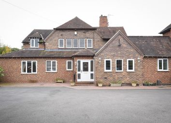 Thumbnail 3 bed detached house for sale in Lichfield Street, Fazeley, Tamworth