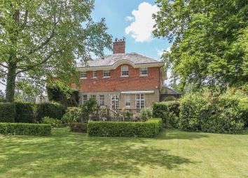 Thumbnail 4 bed link-detached house for sale in Chute Forest, Andover, Hampshire