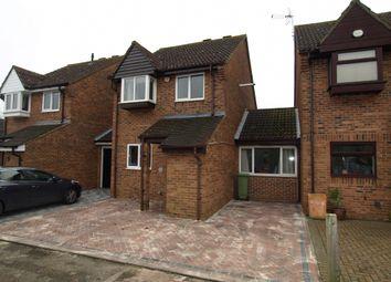 Thumbnail 3 bedroom link-detached house for sale in Huntsman Grove, Blakelands, Milton Keynes