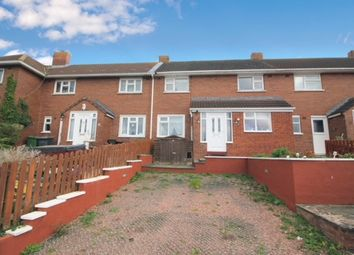 Thumbnail 4 bed terraced house for sale in Leypark Crescent, Exeter