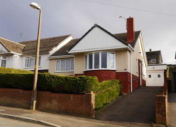 Thumbnail 2 bed semi-detached bungalow for sale in Rutland Avenue, Blackburn