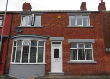 Thumbnail 3 bed terraced house to rent in Eric Avenue, Thornaby, Stockton-On-Tees