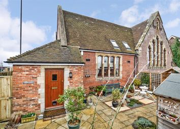 Thumbnail 2 bed terraced house for sale in The Old School, Brenzett, Romney Marsh, Kent