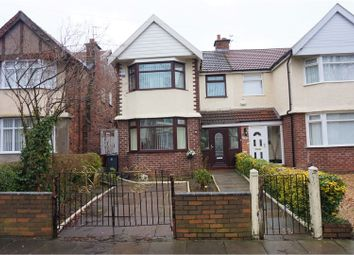 Thumbnail 3 bed semi-detached house for sale in Stanley Park, Liverpool