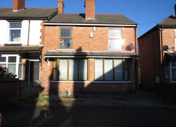 Thumbnail 3 bedroom semi-detached house for sale in Devonshire Drive, Eastwood, Nottingham