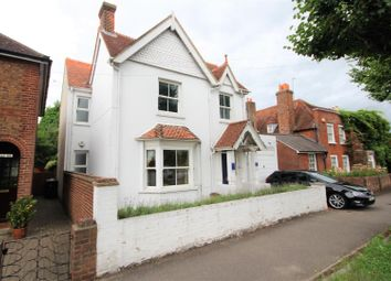 Thumbnail 5 bed detached house for sale in High Street, Ripley, Woking