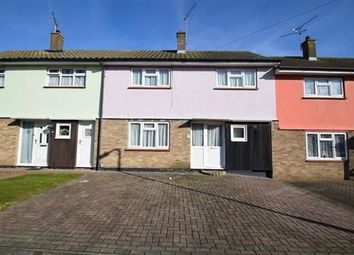 Thumbnail 3 bed terraced house to rent in Devonshire Road, Laindon, Essex