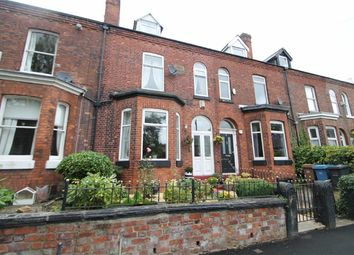 Thumbnail 5 bed town house for sale in Gilda Crescent Road, Eccles, Manchester