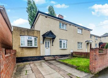 Thumbnail 3 bedroom semi-detached house for sale in Field Road, Dudley