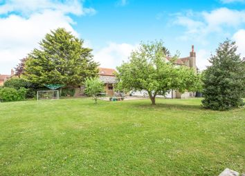 Thumbnail 5 bed detached house for sale in The Street, Gooderstone, King's Lynn