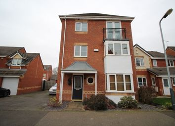 Thumbnail 5 bed detached house to rent in Orchid Close, Bedworth