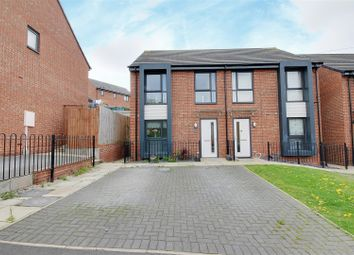 Thumbnail 3 bed semi-detached house for sale in Latimer Close, Bulwell, Nottingham
