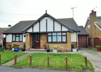 Thumbnail 3 bed detached bungalow to rent in Bommel Avenue, Canvey Island