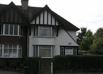 Thumbnail 3 bed semi-detached house to rent in The Vale, Golders Green