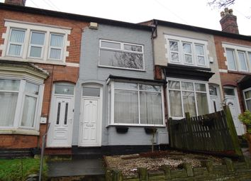 Thumbnail 3 bed terraced house to rent in St Thomas Road, Erdington, Birmingham