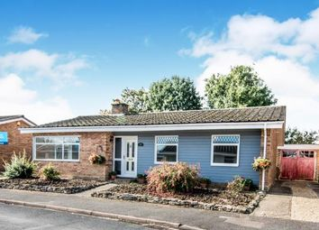Thumbnail 3 bed bungalow for sale in Home Close, Renhold, Bedford, Bedfordshire