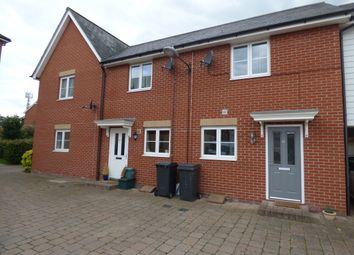 Thumbnail 2 bed terraced house to rent in Gerrard Gardens, Chelmsford