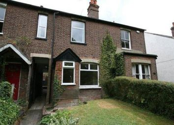 Thumbnail 1 bed terraced house to rent in Hughenden Road, High Wycombe