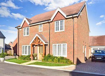 Thumbnail 4 bed detached house for sale in Landau Close, Pease Pottage, Crawley, West Sussex