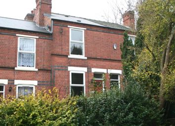 Thumbnail 2 bedroom terraced house to rent in Ena Avenue, Nottingham