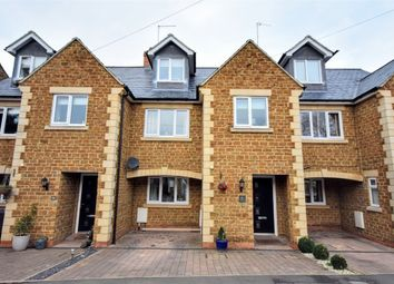 Thumbnail 4 bed terraced house for sale in Port Road, Duston, Northampton