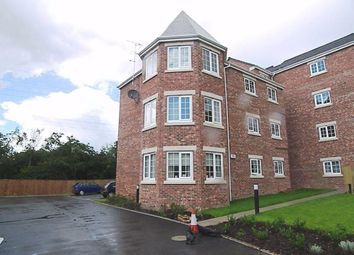 Thumbnail 2 bedroom flat to rent in Castle Lodge Gardens, Rothwell, Leeds