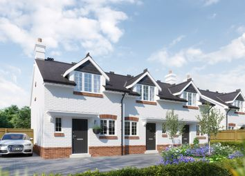 Thumbnail End terrace house for sale in Anvil Road, Pimperne, Blandford Forum