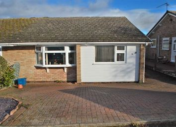 Thumbnail 2 bed semi-detached bungalow for sale in Wrenbury Road, Duston, Northampton
