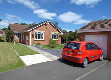 Thumbnail 3 bed detached bungalow for sale in The Close, Amble, Morpeth