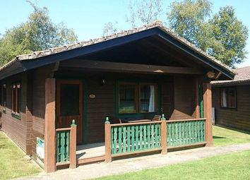 Thumbnail 2 bed lodge for sale in Sidmouth Road, Rousdon, Lyme Regis