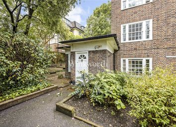 Thumbnail 1 bed flat to rent in Corringham Court, Corringham Road, London