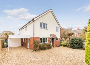 Thumbnail 4 bed detached house for sale in Breach Avenue, Southbourne, Emsworth