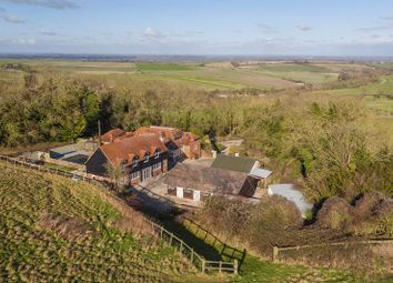 Thumbnail 7 bed detached house for sale in Letcombe Bassett, Wantage