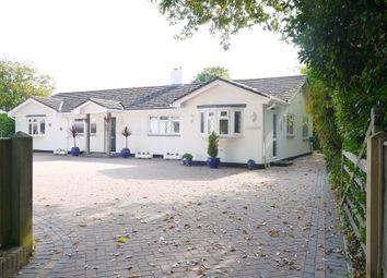 Thumbnail 3 bed detached bungalow for sale in Everton Grange, Everton, Lymington, Hampshire