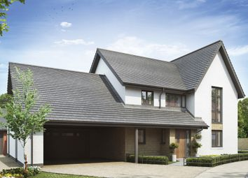 "Thumbnail 4 bed property for sale in ""The Thames"" at Welton Lane, Daventry"