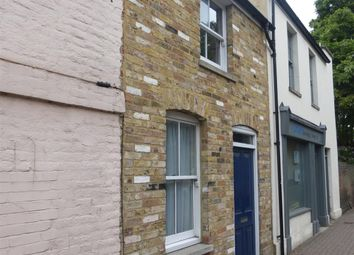 Thumbnail 2 bed property to rent in Church Street, St. Peters, Broadstairs
