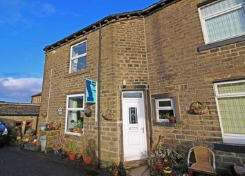 Thumbnail 2 bed terraced house for sale in Dob, Sowerby, Sowerby Bridge