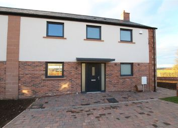 Thumbnail 3 bed semi-detached house for sale in Kingwater House, How Mill, Brampton, Cumbria