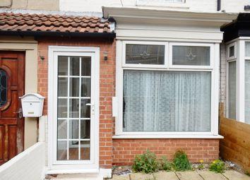 Thumbnail 2 bed terraced house for sale in Carlton Avenue, Delhi Street, Hull