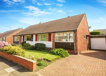 Thumbnail 2 bed semi-detached house for sale in Hampton Road, North Shields