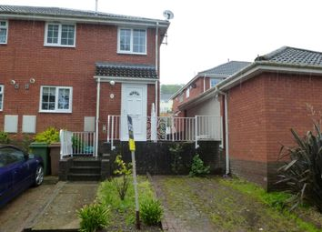 Thumbnail 2 bedroom end terrace house to rent in Parker Close, Plympton, Plymouth, Devon