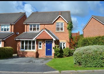 Thumbnail 3 bed detached house for sale in Dol Awel, Hawarden