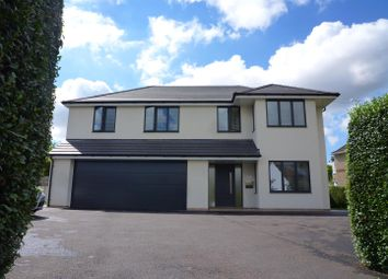 Thumbnail 4 bed detached house for sale in St. Thomas Road, Trowbridge