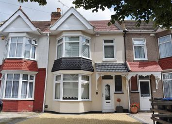 Thumbnail 3 bed terraced house for sale in Scarle Road, Wembley