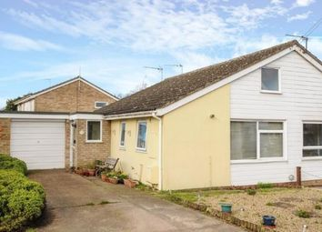 Thumbnail 2 bedroom bungalow for sale in Elmswell, Bury St. Edmunds, Suffolk