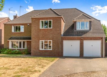 Thumbnail 5 bed detached house for sale in Stonecross Way, March