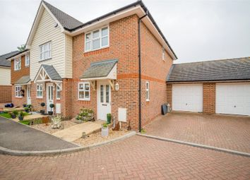 Thumbnail 2 bed end terrace house for sale in All Angels Close, Maidstone, Kent