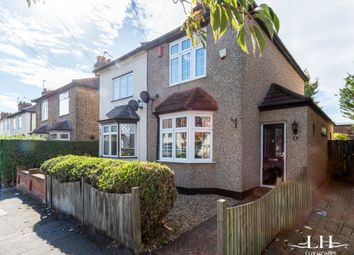 Thumbnail 2 bedroom semi-detached house for sale in Longfield Avenue, Hornchurch