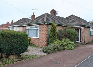 Thumbnail 2 bed detached bungalow for sale in Glencoe Road, Great Sutton