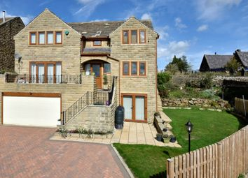 Thumbnail 4 bedroom detached house to rent in Cannon Hall Drive, Clifton, Brighouse